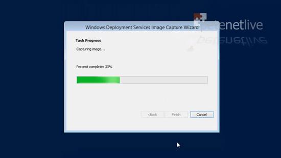Create Local Image Windows 8