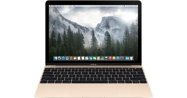 Macbook select gold 201501