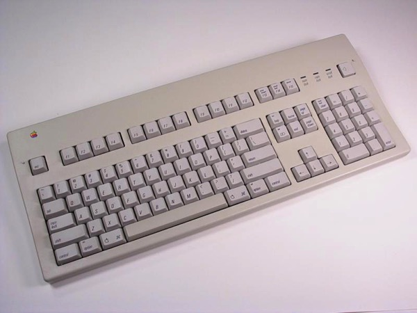 Apple Extended Keyboard II