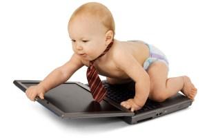 Moderne børn er digitalt indfødte... Eller?