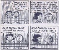 Theology, Peanuts Style