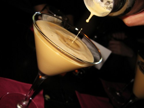 Brandy Alexander. Oh yes!