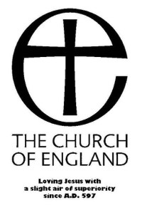 Church of England - Alternate Slogan