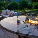 Peter S Heating Products Stehtische Die Feuerstelle Mit Stil