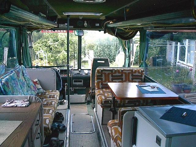 Magirus Deutz R81 Wohnbus