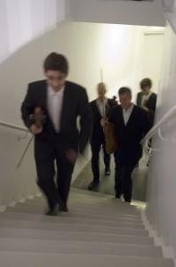 Kreutzer Quartet at Tate St Ives 2006