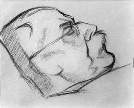 NPG 3868,Sir Edward Elgar, Bt,by Sir William Rothenstein