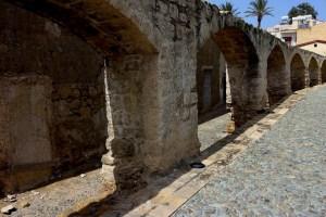 Aqueduct C18th Famagusta Gate 29 3 15