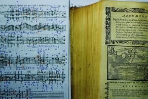 Biagio Marini's 'Capriccio' &  Orlando Inamorata (both published in Venice in the 1620s)