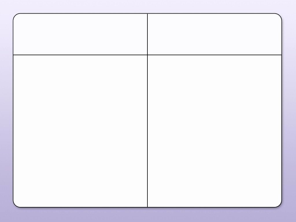 Blank 10 Column Worksheet Template
