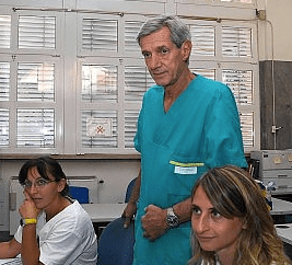 Prof. Giorgio Arpesella, my uncle. Saved my life, twice.