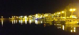 Pantelleria harbor.