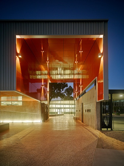 Dalyellup College Architecture Peter Bennetts