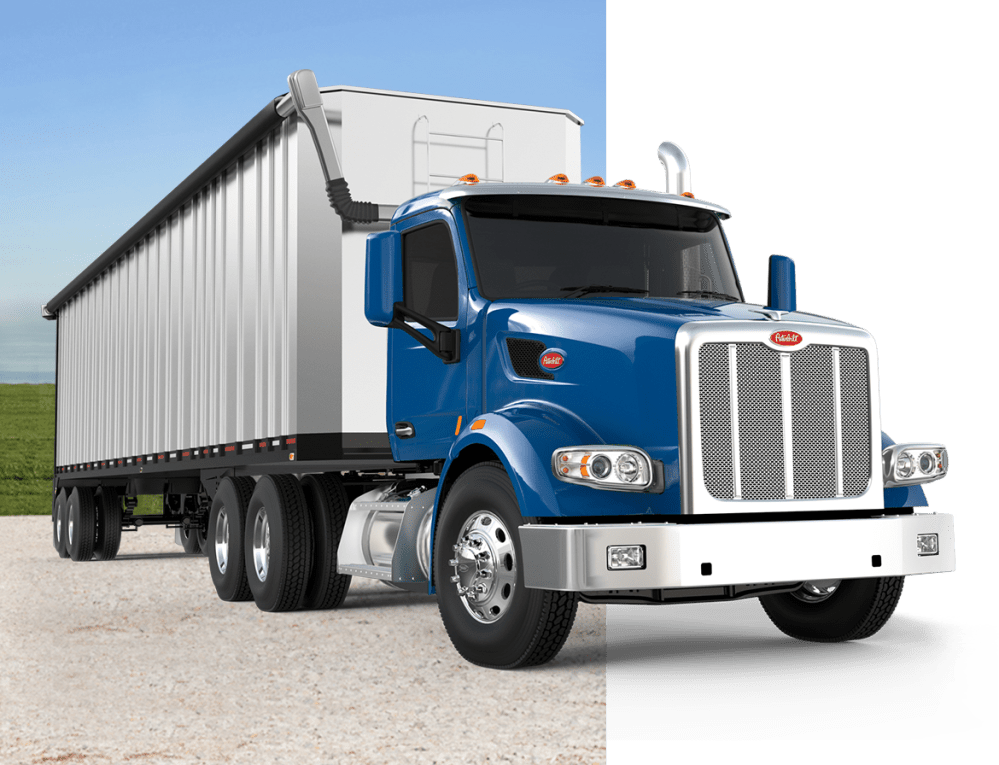 medium resolution of peterbilt vocational truck