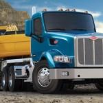Peterbilt's flagship vocational truck