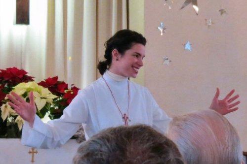 Pastor Lourey Savick