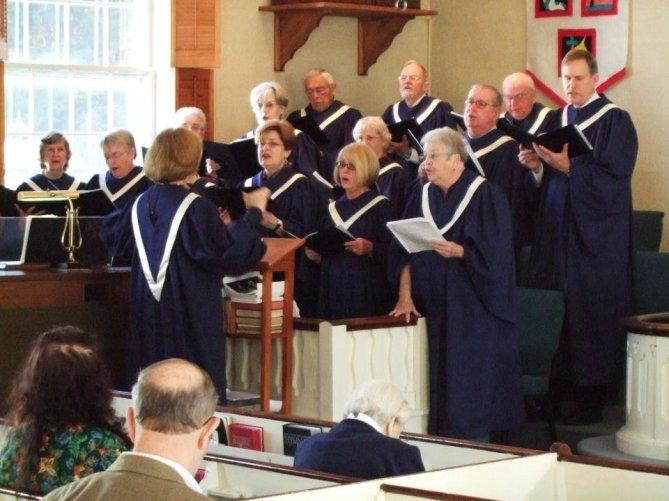 Choir Pentecost 2010 or 2011