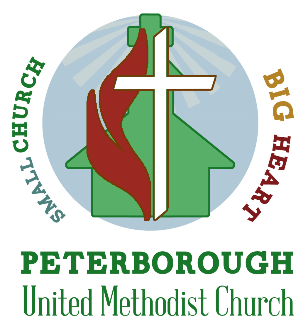Logo with church name for print