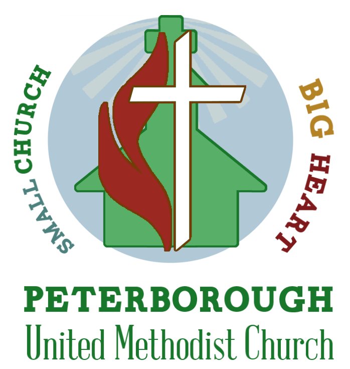 Logo with church name for bulletin