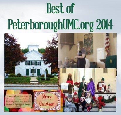 Best of PeterboroughUMC.org 2014