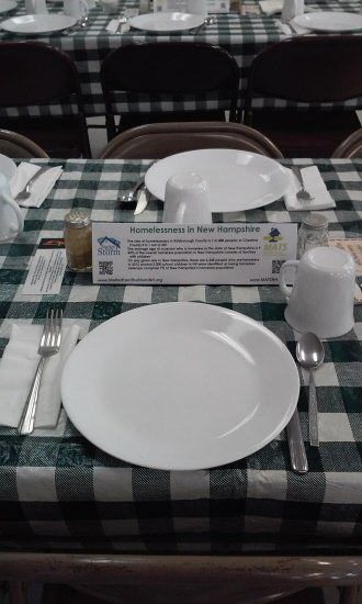 A placesetting