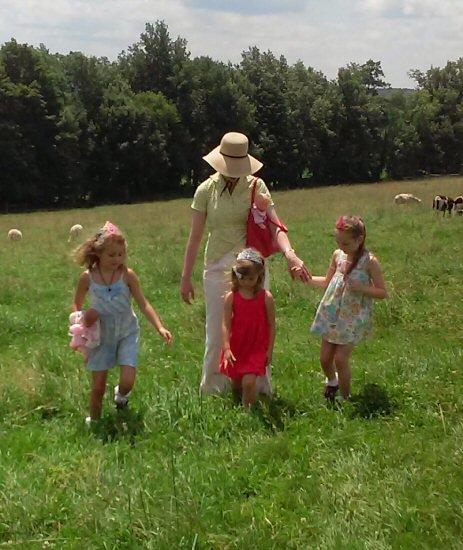 VBS trip to Heifer Farm