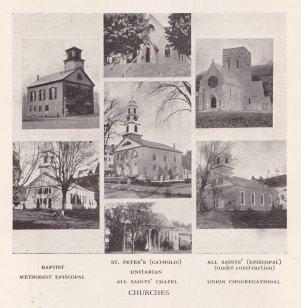 Peterborough churches