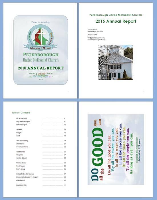 PUMC 2015 Annual Report