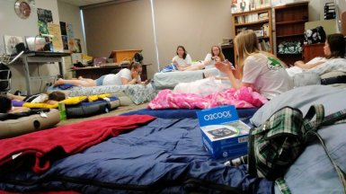 Youth Group beds