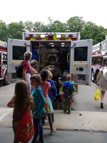 day 3 ambulance