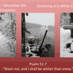 2020 PUMC Advent Calendar - Day 8 - December 6, 2020