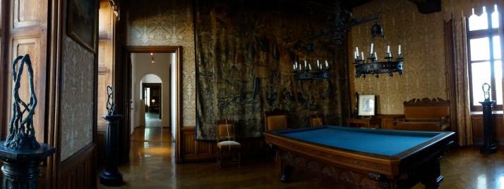 view billiard chaumont