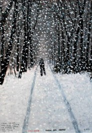 Snow on Snow By Peter Brook