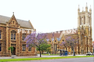 AUSTRALIA - ADELAIDE - FRANCIS XAVIER CATHEDRAL #2 R4