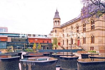 AUSTRALIA - ADELAIDE - MUSEUM #5 R4