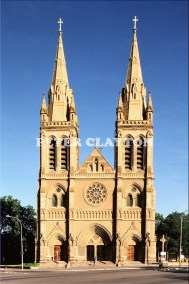 AUSTRALIA - ADELAIDE - ST PETERS ANGLICAN CATHEDRAL #1 R4