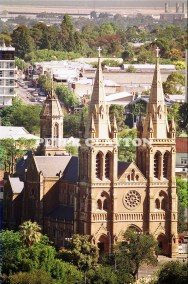 AUSTRALIA - ADELAIDE - ST PETERS ANGLICAN CATHEDRAL #2 R4