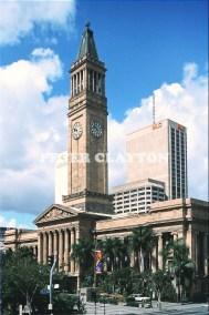 AUSTRALIA - BRIBANE - TOWN HALL R4