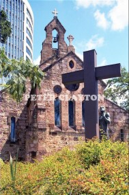 AUSTRALIA - BRISBANE - ALL SAINTS CHURCH R4