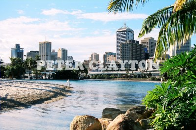 AUSTRALIA - BRISBANE - FROM SOUTH BANK R4