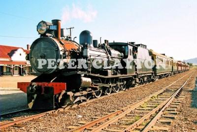 STEAM TRAIN #3 R4
