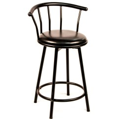 Black Spindle Chair Covers Party Supplies Back Bar Stool 24  Peter Corvallis