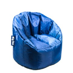 Blue Bean Bag Chairs Swivel Chair Traduction Big Joe Peter Corvallis Productions