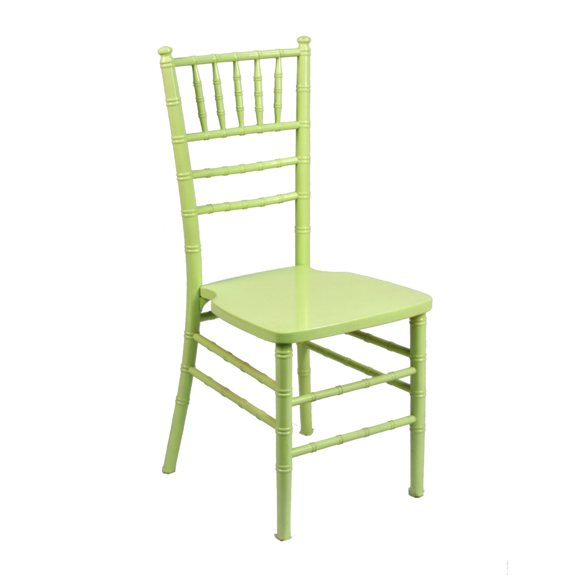 lime green chair pads covers and organza bows chiavari with cushion  peter corvallis productions