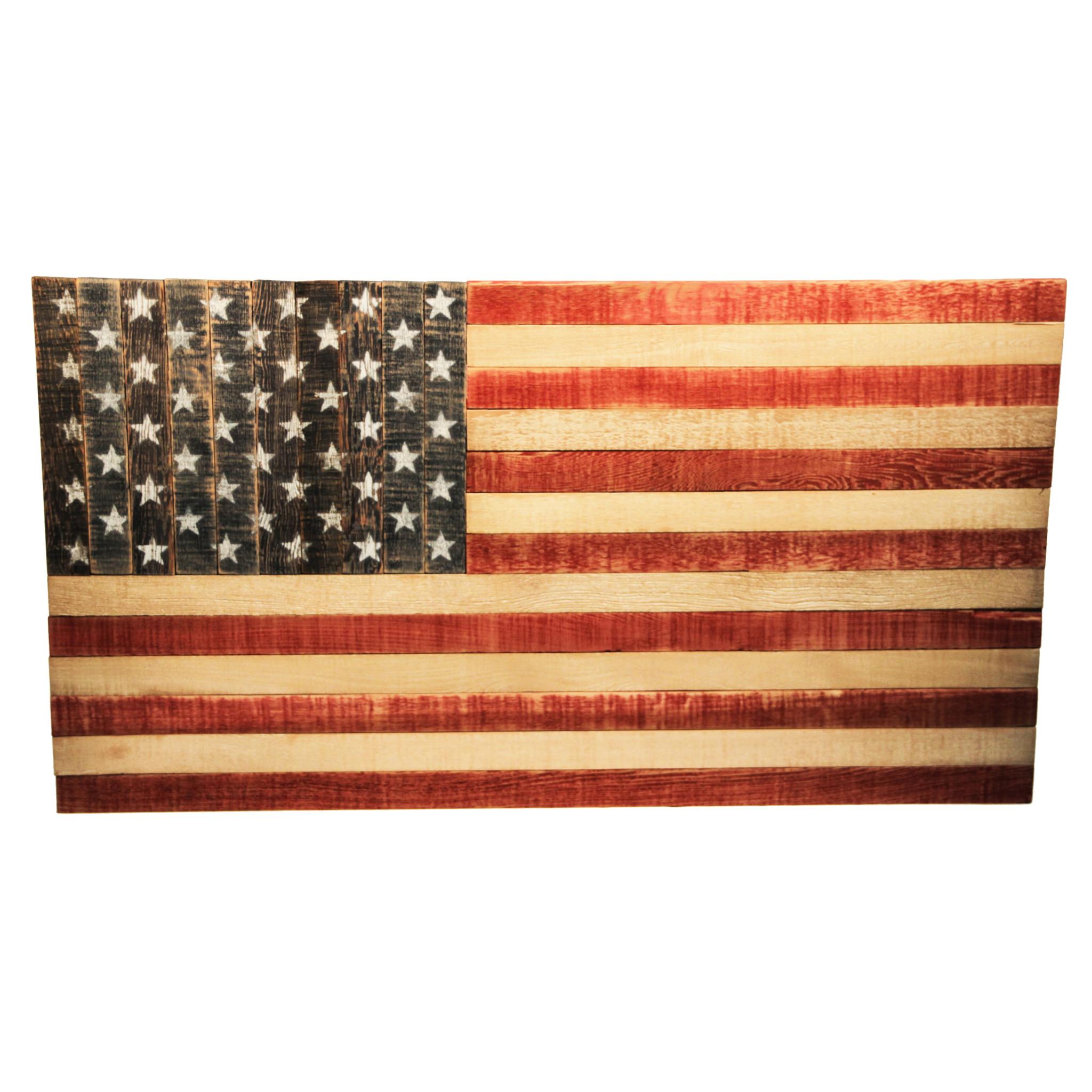 american flag backdrop peter