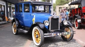 Chevrolet Superior Sedan 1925