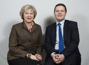 Vote for me and Theresa May on 8 June to bring change to Darlington and get Brexit done.