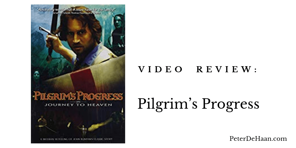 Video Review: Pilgrim's Progress