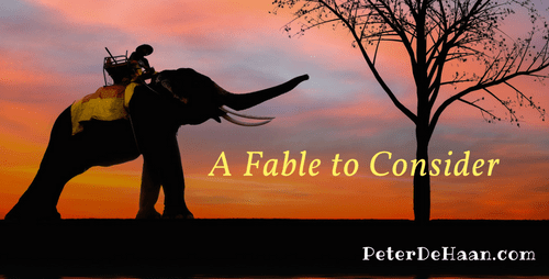 A Fable to Consider