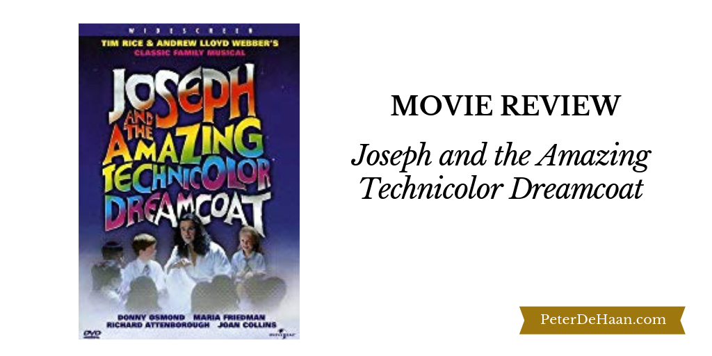Video Review: Joseph and the Amazing Technicolor Dreamcoat